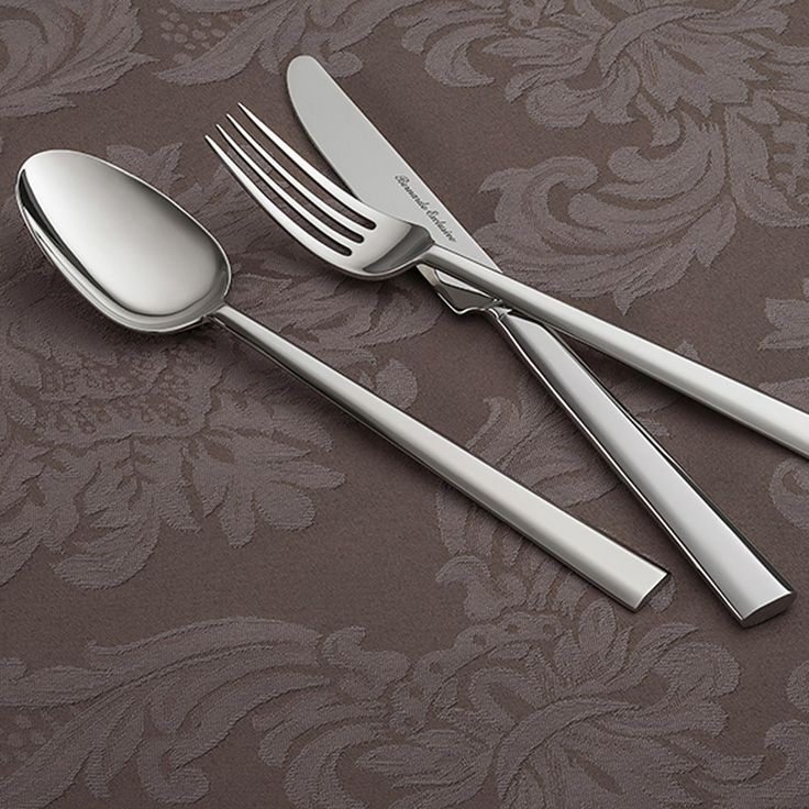 Solid Çatal Kaşık Takımı / Cutlery Set #bernardo #cooking #table #eating