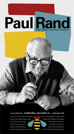 Design Here, There and Everywhere...: Don't try to be original, try to be good. (Paul Rand)