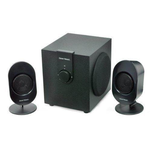 Gear Head 2.1 Studio Speaker System (SP3500ACB)