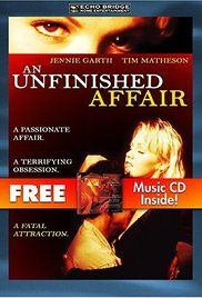 An Unfinished Affair 2012 Watch Online. Art professor Alex had an affair with student Sheila because he thought he lost his wife to cancer. But then his wife goes into complete remission, and he dumps Sheila. However, Sheila ...