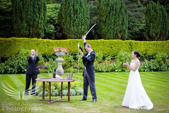Flies Away, Wedding And The Glass