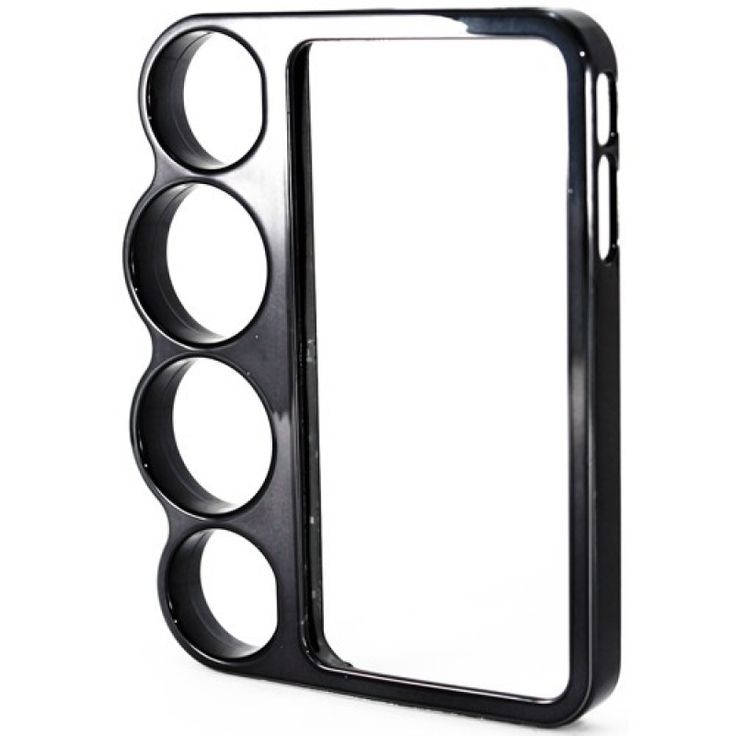 Case Soco Inglês Preto iPhone 4/4s
