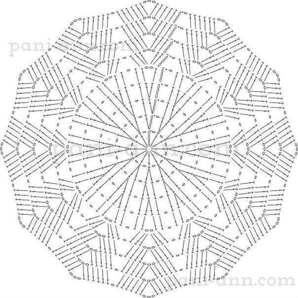 2281 best Crochet Rugs and Other images on Pinterest | Doilies ...