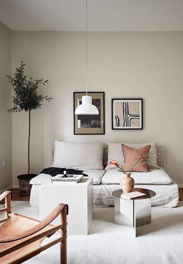 Cozy home in beige
