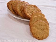 Galletas de avena con Thermomix