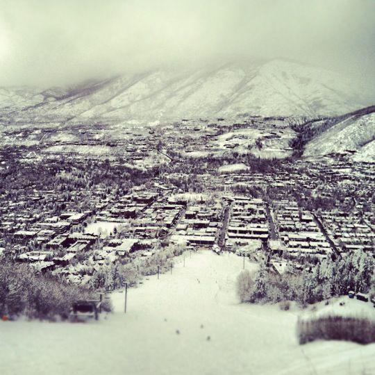 Aspen Mountain en Aspen, CO