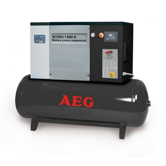 Kompresor śrubowy SC 300/AEG/Electrolux/