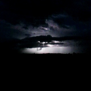 Storm from my varanda