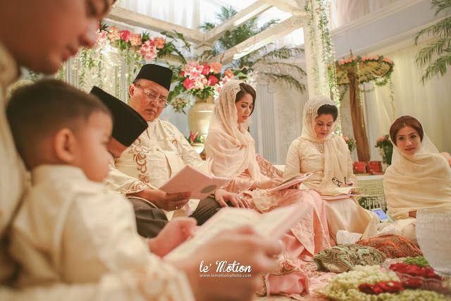 Pengajian sebelum pernikahan - www.thebridedept.com