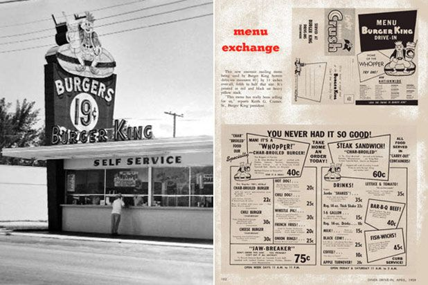 Where Your 14 Favorite Fast Food Chains Began (Slideshow)
