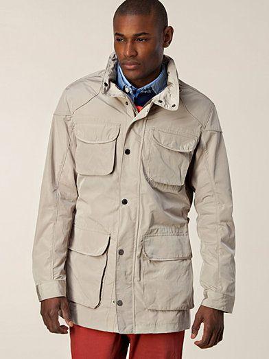 Velo Jacket - Hackett - Beige - Jackor - Kläder - Man - NlyMan.com