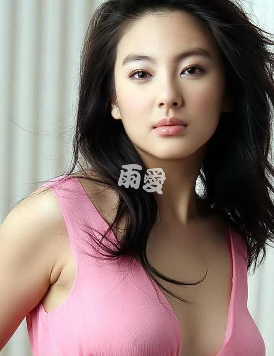 Chinese actress hot nude you were