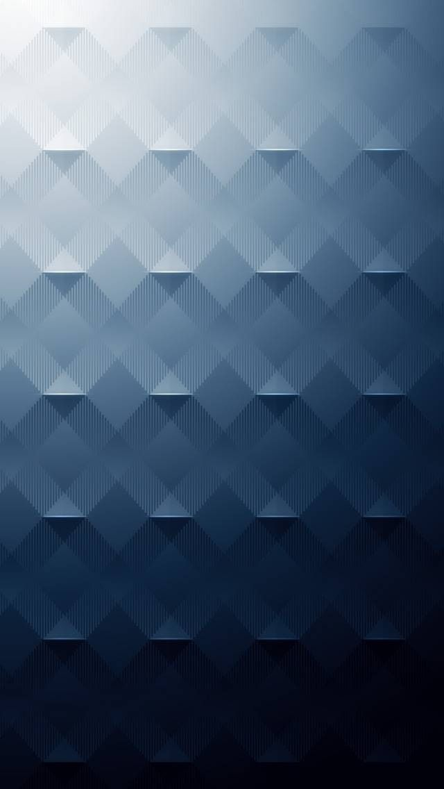 !!TAP AND GET THE FREE APP! Shelves Icons Dark Blue Ombre Pattern Texture Simple Homescreens HD iPhone 5 Wallpaper