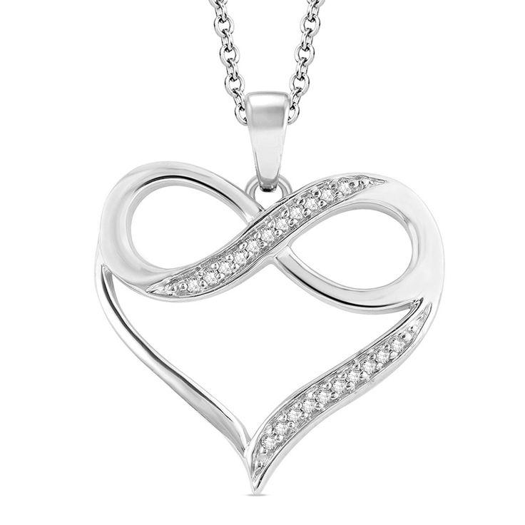 Infinity Jewelry - Infinity Rings, Necklaces & Bracelets - Zales