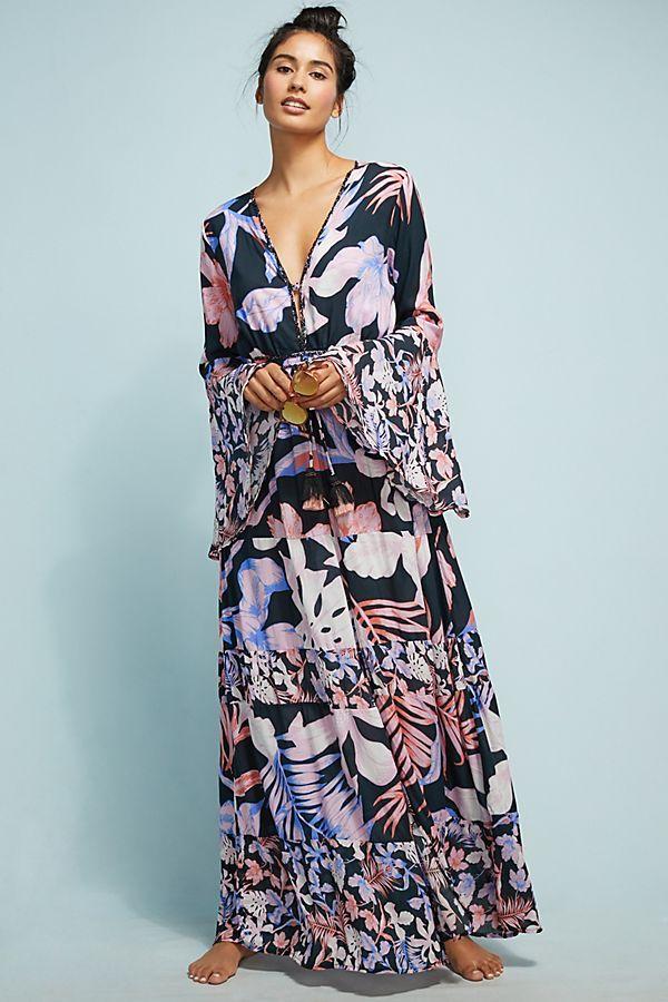 8e736fea10 Maaji Flowery Skies Cover-Up Dress | Life's a Beach | Fashion ...
