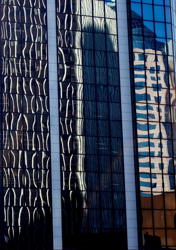 Office Reflection - Sydney