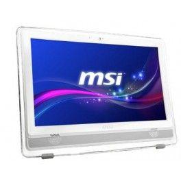 """MSI Wind Top AE220-003EU MSI AE220-003EU Wind Top, 54.61 cm (21.5""""), 1920 x 1080 Pixeles, Multi-touch, 1.5 GHz, AMD A, A4-5000"""