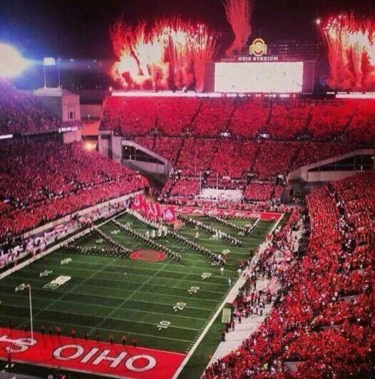 Ohio Stadium......GO BUCKS!