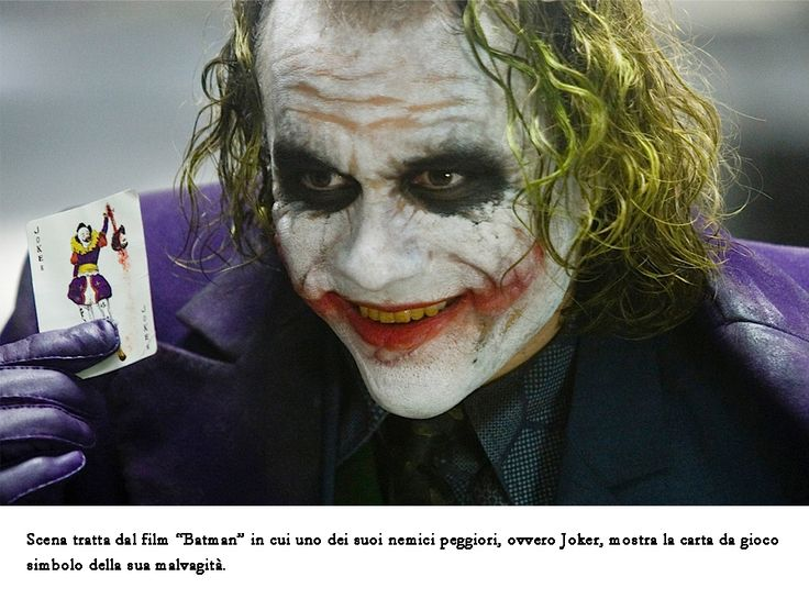 The Joker, The Dark Knight - 2008 (Christopher Nolan)