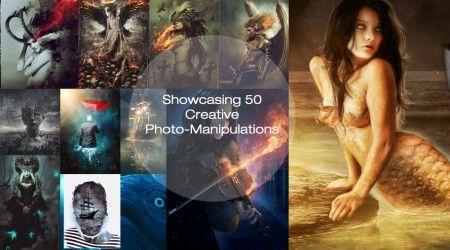 Showcasing 50 Creative Photo-Manipulations Good.