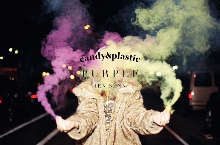 Jen Senn for CANDY&PLASTIC