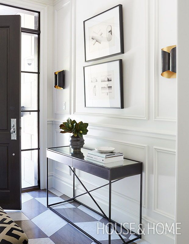 12 entryways t stop pinning