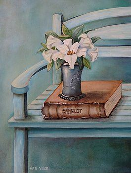 """""""Quiet Time"""" Oils - Painted by Xan  Virgili. Original Sold. Orders and enquiries at xan.virgili88@gmail.com"""