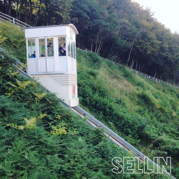 … sondern auch einen Aufzug, der Dich direkt dahin fährt.   33 Gründe, warum Du in diesem Sommer unbedingt nach Rügen fahren musst