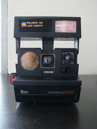 polaroid autofocus 660 land sun 660 polaroids pinterest photos polaroid and sun. Black Bedroom Furniture Sets. Home Design Ideas