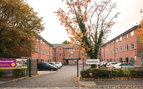 Enter into the world of Brookside's student accommodation in Derby