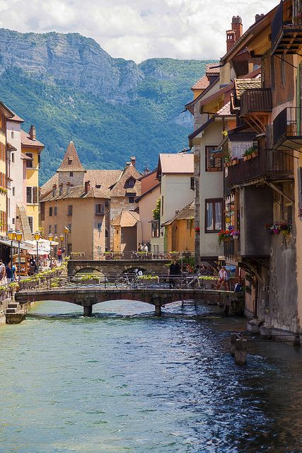 Annecy, Rhone-Alpes, France