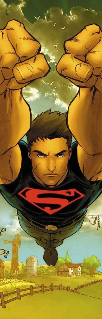 Superboy superman superman