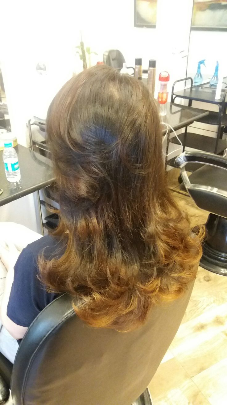 balayage hair colournew