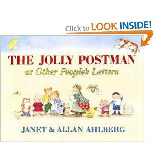 Book The Jolly Postman or Other People's Letters by Janet & Allan Ahlberg.