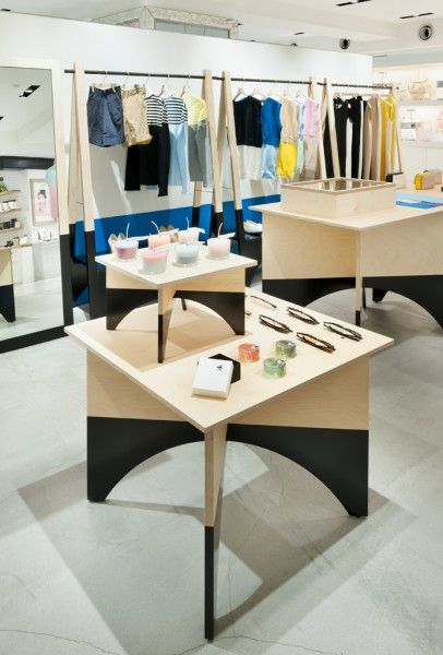 Retail Design | Shop Design | Fashion Store Interior Fashion Shops |