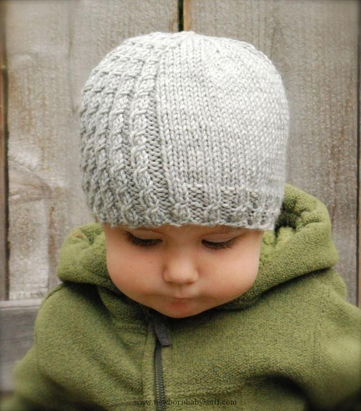 Baby Knitting Patterns Mayra Hat cable knitting pattern available at LoveKnitting.C...