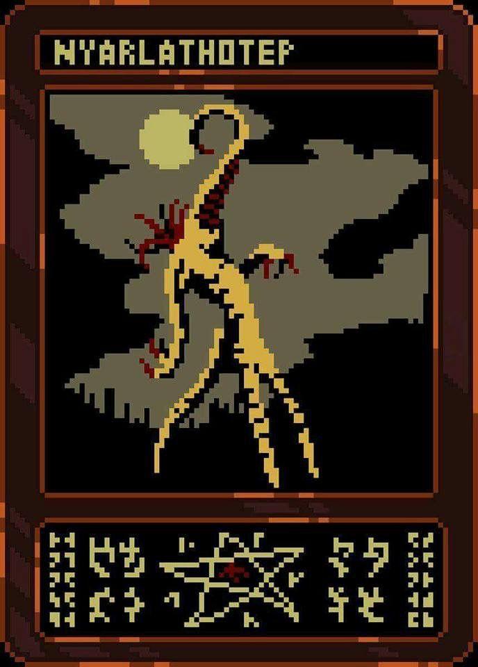 Pixel Lovecraft!