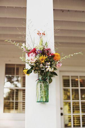 Hummingbird and Wildflower Wedding by Ulmer Studios, Part II « Southern Weddings Magazine