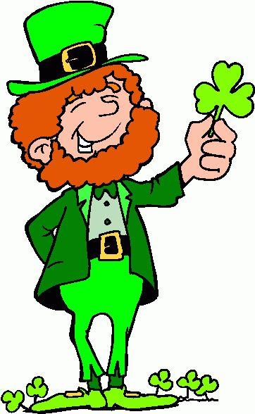 st. patricks day leprechaun clipart shamrock 2015