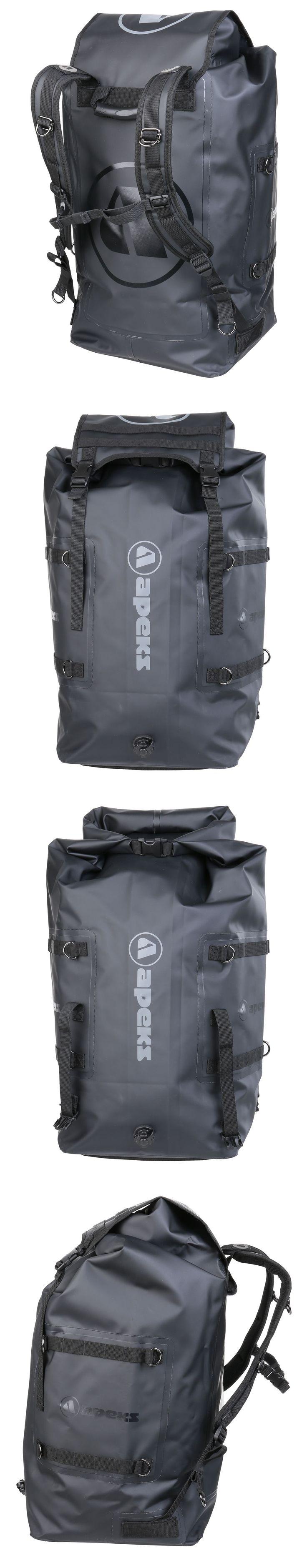 Gear Bags 29576: Apeks Dry 75 Twin Core Dry Bag Scuba Gear Backpack BUY IT NOW ONLY: $180.0