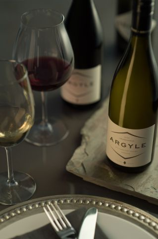 Argyle Winery's new labels reflect the attention to detail in Argyle's winemaking and offer customers better visual cues for choosing wines from the trusted brand. Photo courtesy of Argyle Winery.