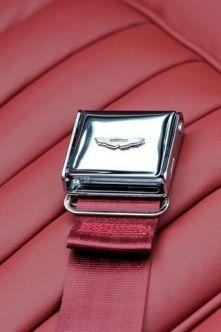 1965 Aston Martin DB5 Convertible Seatbelt Buckle