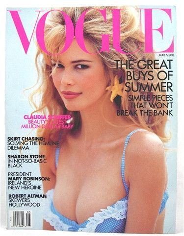 Vogue Magazine May 1992