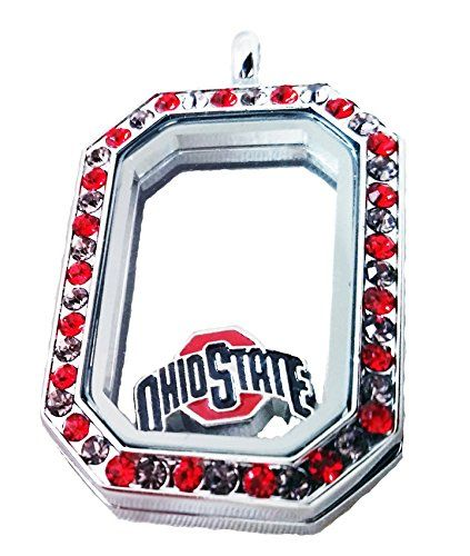 19 best ohio state origami owl charms images on pinterest