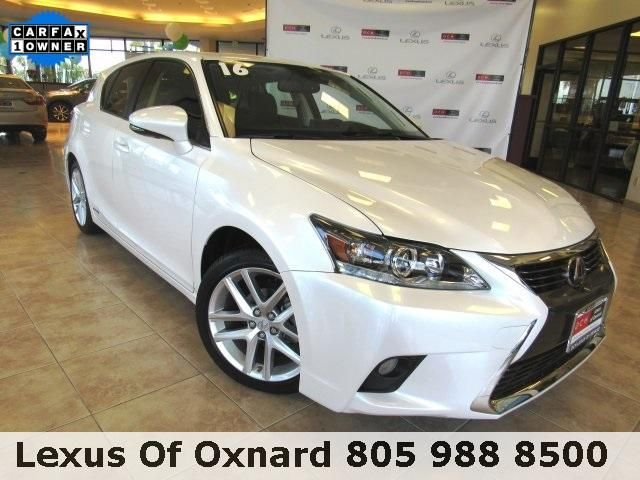 2016 Lexus CT 200h Vehicle Photo in Oxnard, CA 93036