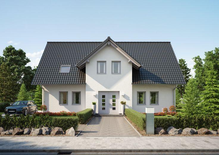 Viebrockhaus #Einfamilienhaus Edition 450 #schlüsselfertig #Massivhaus