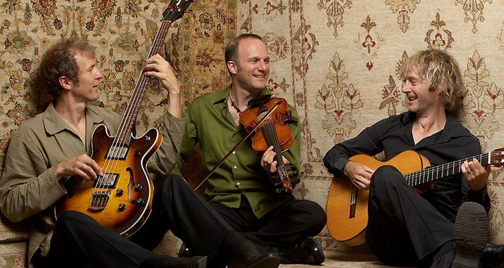 Artist Spotlight: Sultans of String