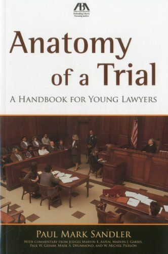Anatomy for lawyers