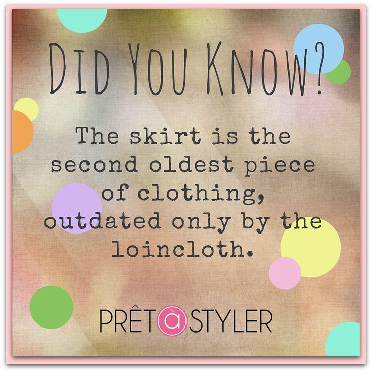 THE SKIRT #fashionhistory #annreinten #pretastyler #myprivatestylist #skirts