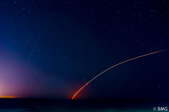 Spectacular LADEE Moon Launch Photos by SPACE.com Readers (Gallery) | Space.com